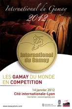 International du Gamay 2012