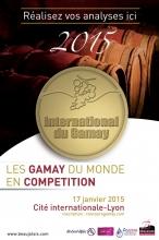 International du Gamay 2015 : QUI SERA LE MEILLEUR GAMAY DU MONDE ?